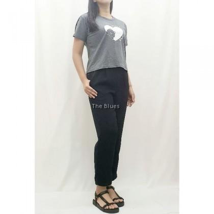 Miss Blue Short Sleeve T-shirt